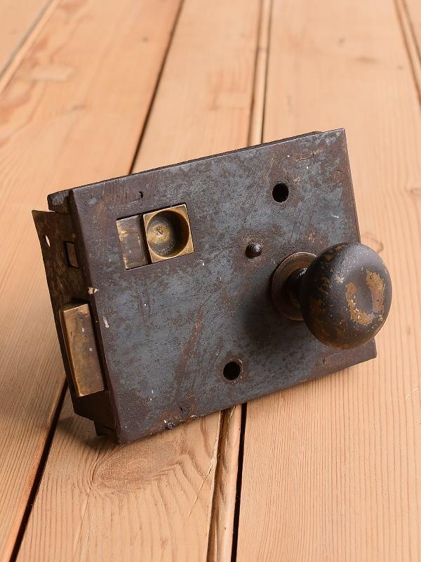 イギリス アンティーク ラッチ&ドアノブ 建具金物 10359