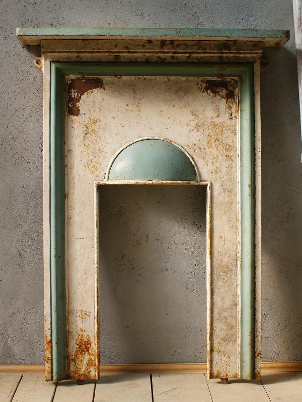 イギリス アンティーク ファイヤープレイス 暖炉 ディスプレイ 5940