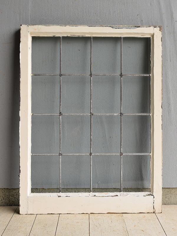 イギリス アンティーク 窓 格子窓 建具 7557
