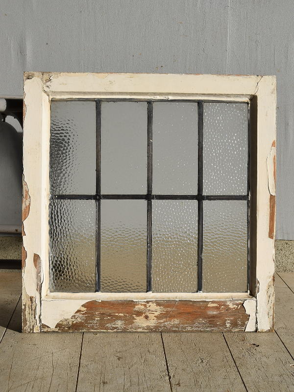 イギリス アンティーク 窓 格子窓 建具 7563