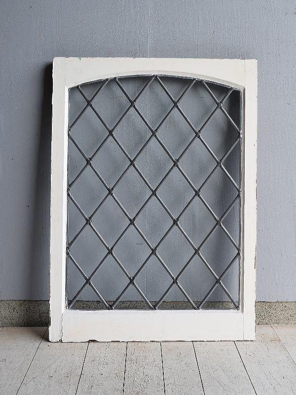 イギリス アンティーク 窓 ディスプレイ 建具 7578