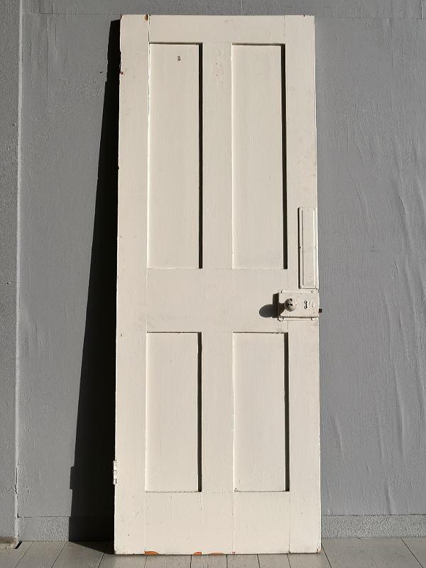 イギリス アンティーク ガラス ドア 扉 ディスプレイ 建具 7693
