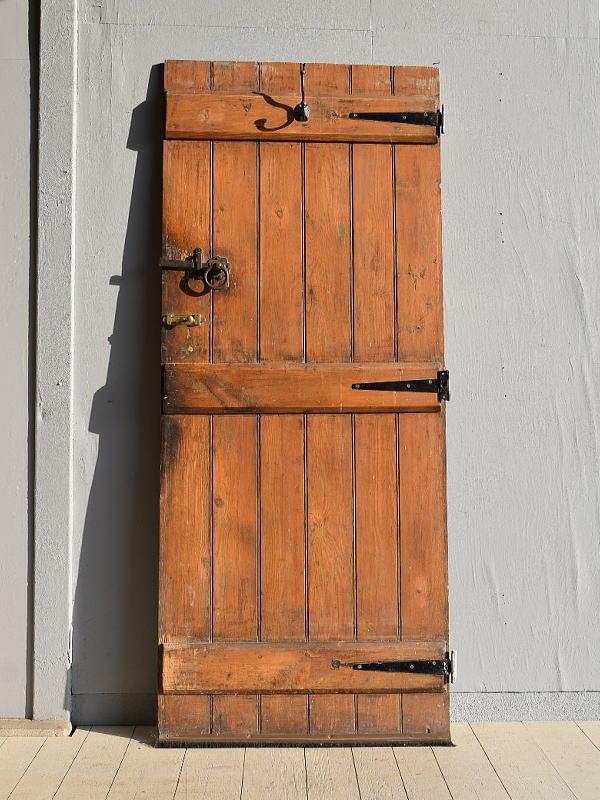 イギリス アンティーク ドア 扉  建具 7858