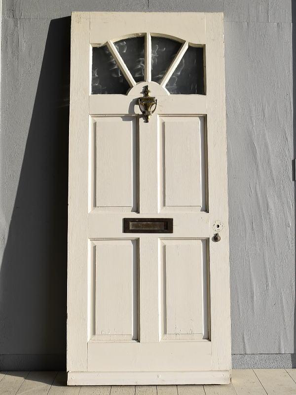 イギリス アンティーク  ドア 扉 建具 7862