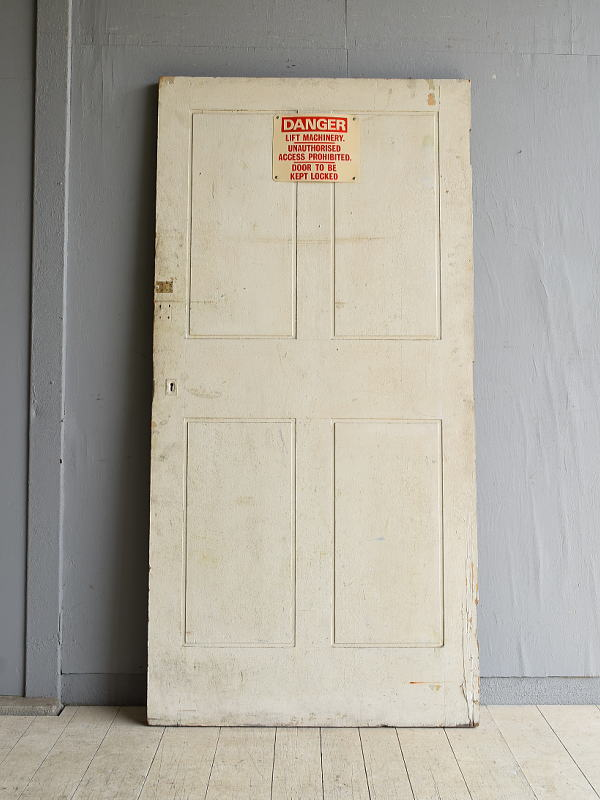 イギリス アンティーク ドア 扉 建具 7960
