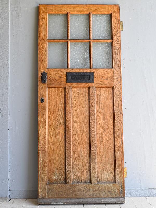 イギリス アンティーク ドア 扉 建具 7970
