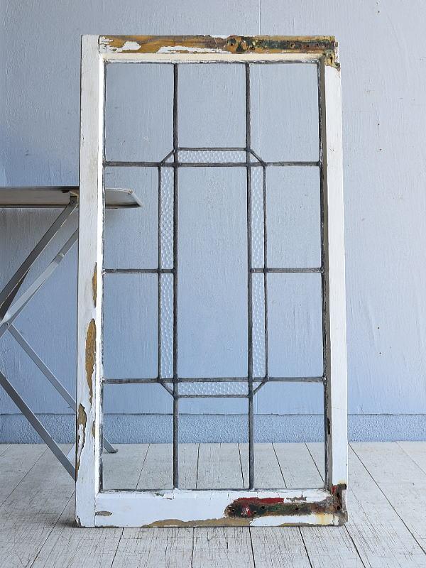 イギリス アンティーク 窓 無色透明 7