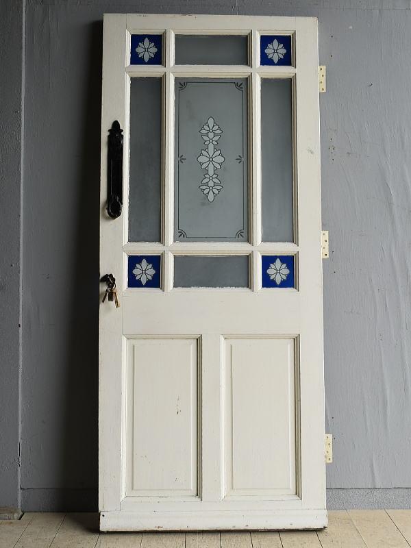 イギリス アンティーク ドア 扉 建具 8022