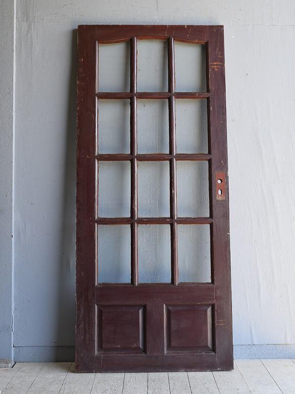 イギリス アンティーク ドア 扉 建具 8029