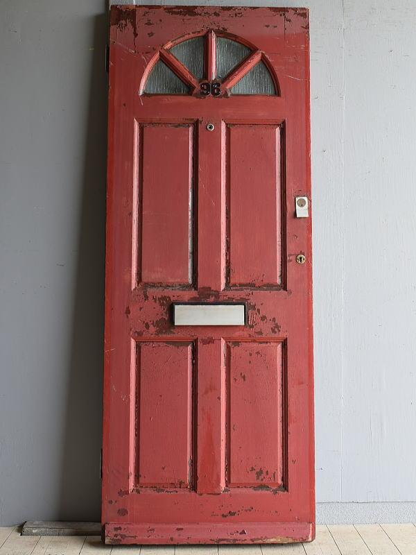 イギリス アンティーク ドア 扉 建具 8066