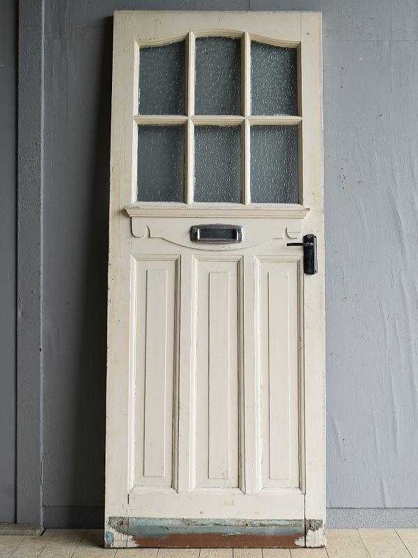 イギリス アンティーク ドア 扉 建具 8070