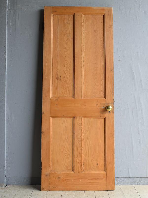 イギリス アンティーク ドア 扉 建具 8073