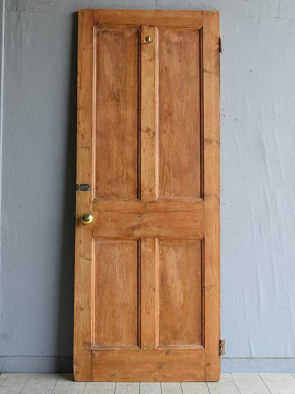 イギリス アンティーク ドア 扉 建具 8084
