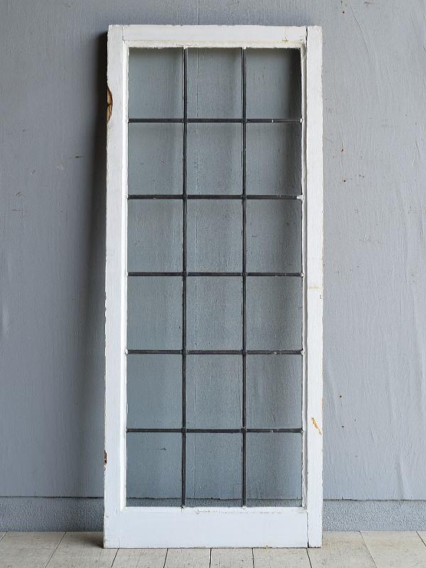 イギリス アンティーク 窓 無色透明 8105