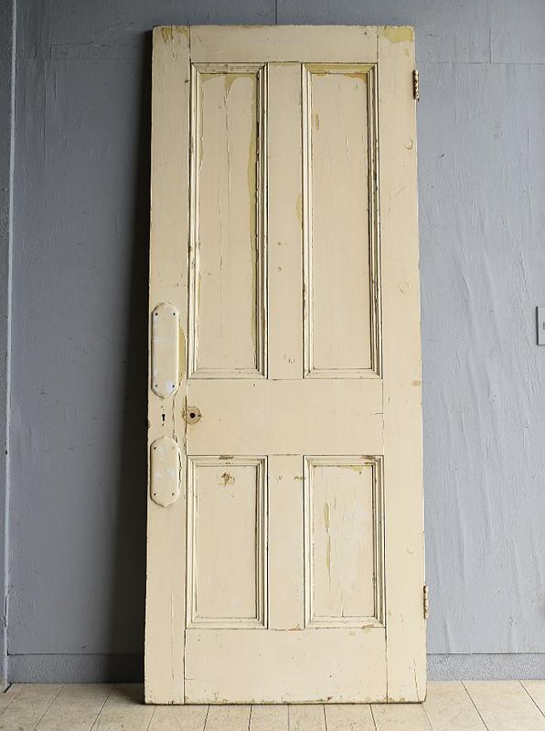 イギリス アンティーク ドア 扉 建具 8124