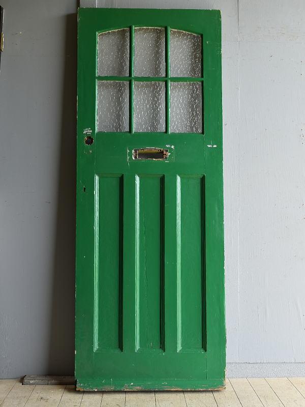 イギリス アンティーク ドア 扉 建具 8138