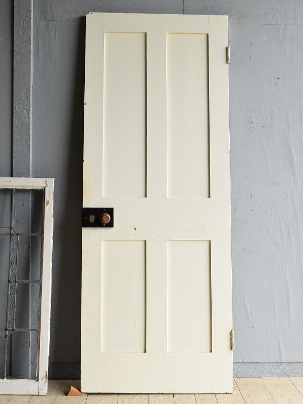 イギリス アンティーク ドア 扉 建具 8155