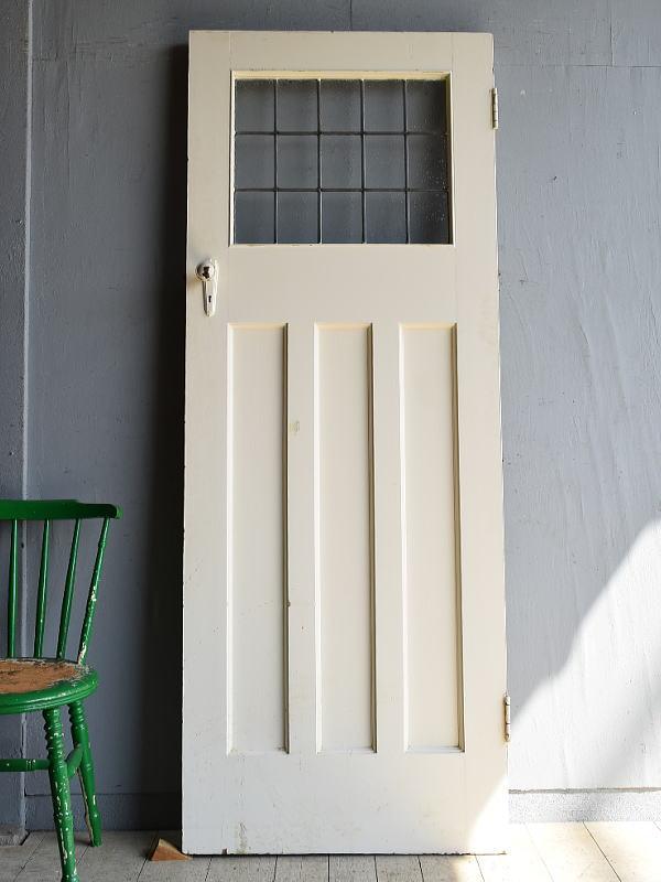 イギリス アンティーク ドア 扉 建具 8177
