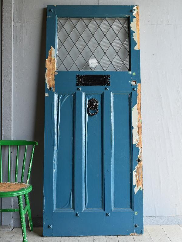 イギリス アンティーク ドア 扉 建具 8178
