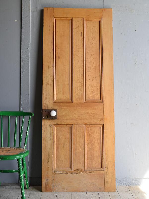 イギリス アンティーク オールドパイン ドア 扉 8188
