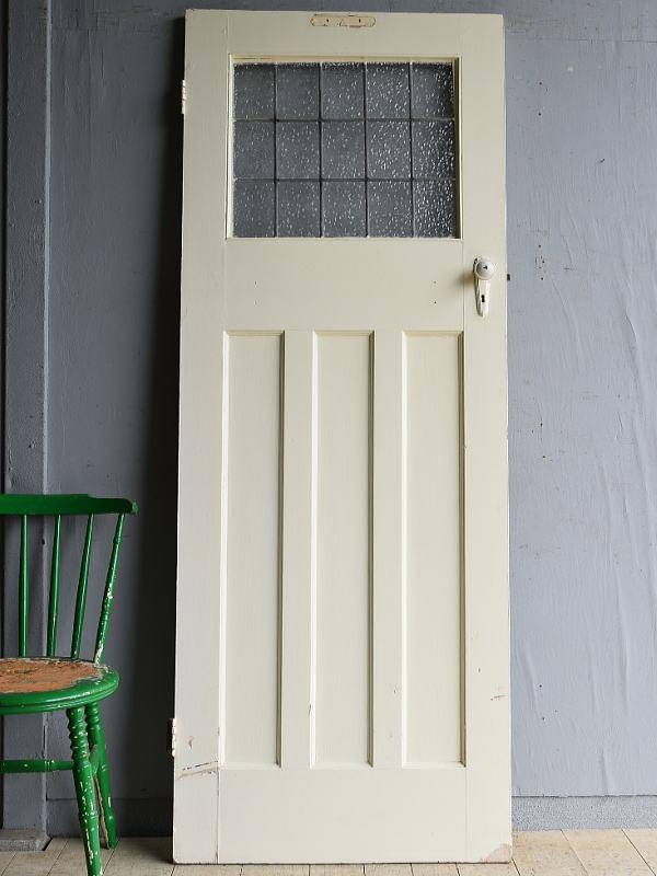 イギリス アンティーク ドア 扉 建具 8189