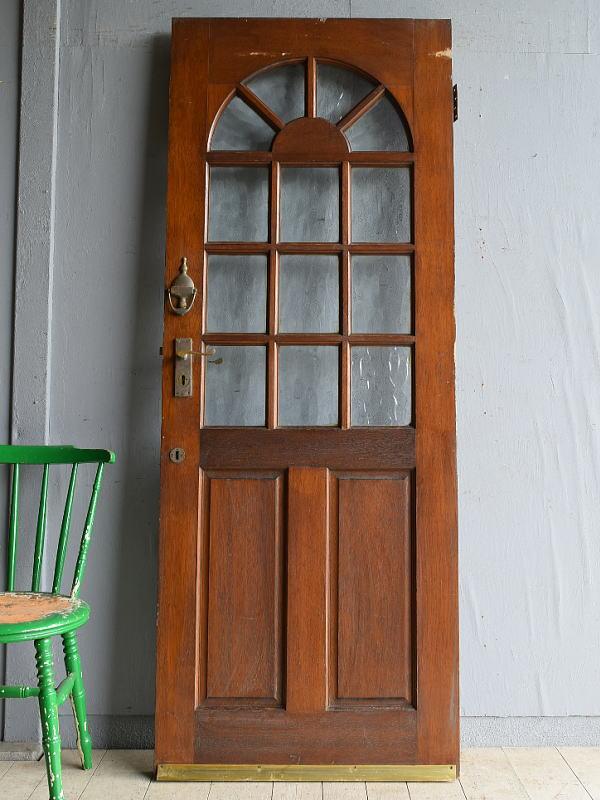 イギリス アンティーク ドア 扉 建具 8196