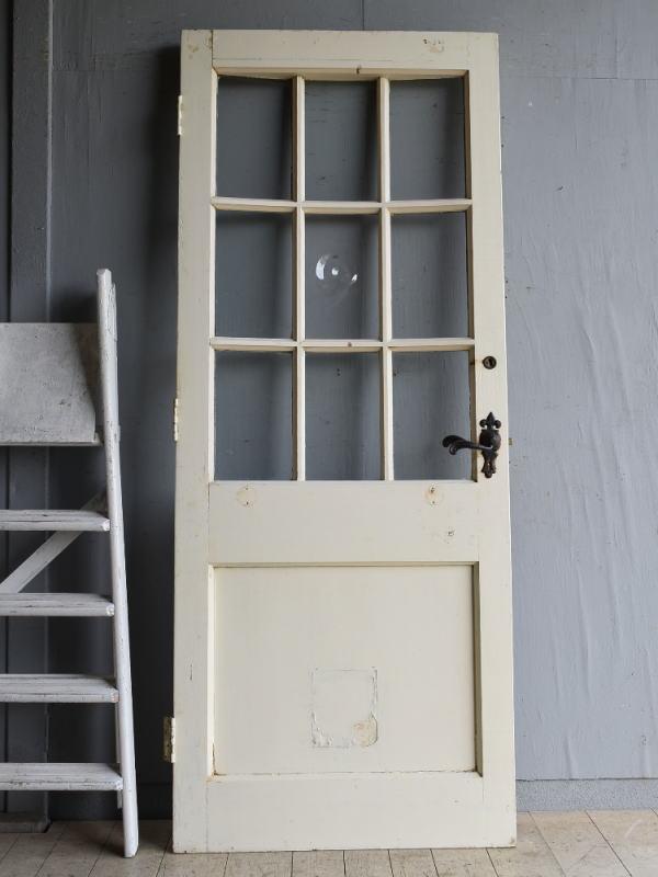 イギリス アンティーク ドア 扉 建具 8261