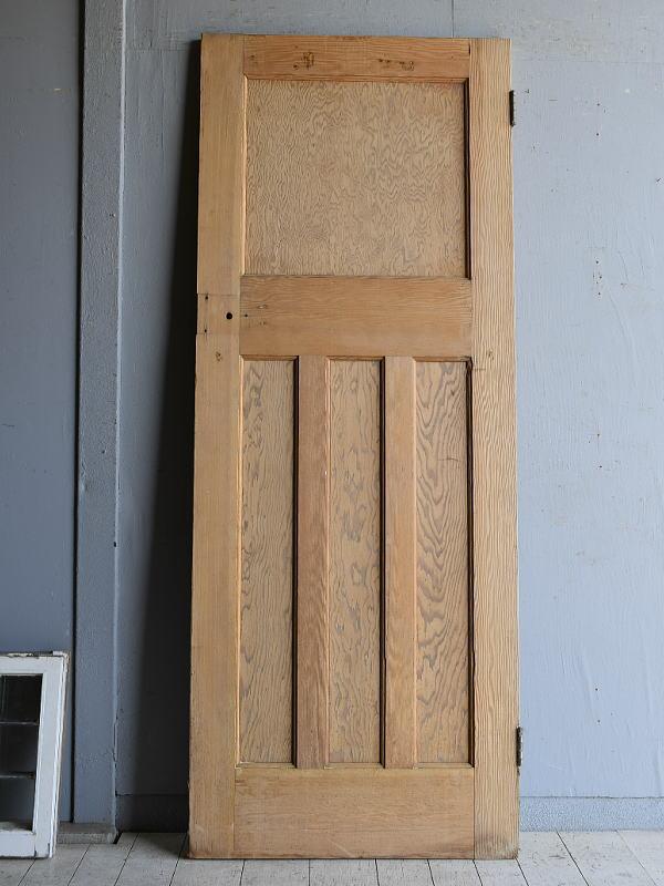 イギリス アンティーク オールドパイン ドア 扉 8286
