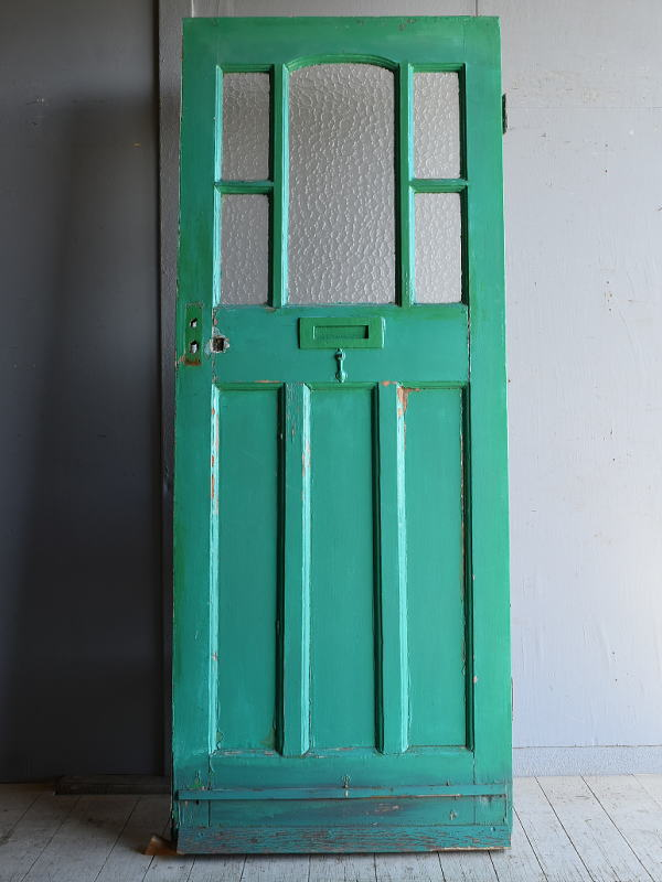 イギリス アンティーク ドア 扉 建具 8290