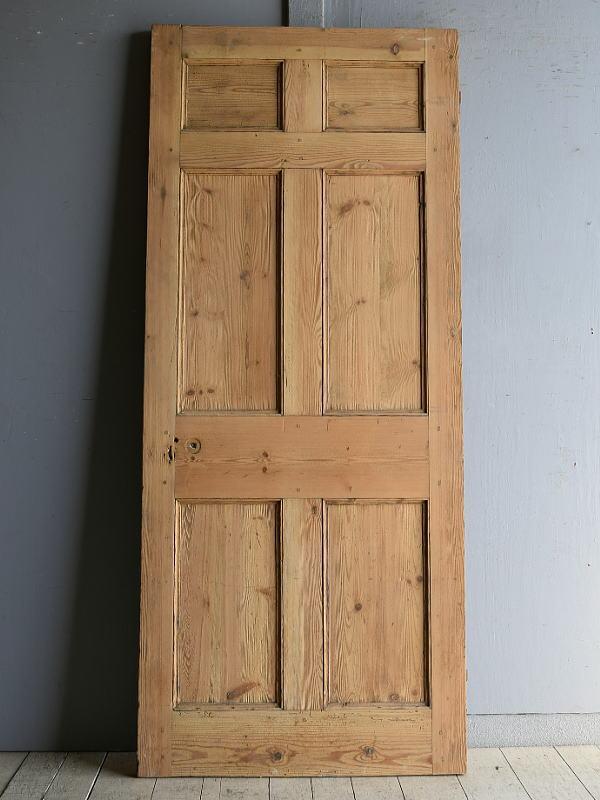 イギリス アンティーク ドア 扉 建具 8341