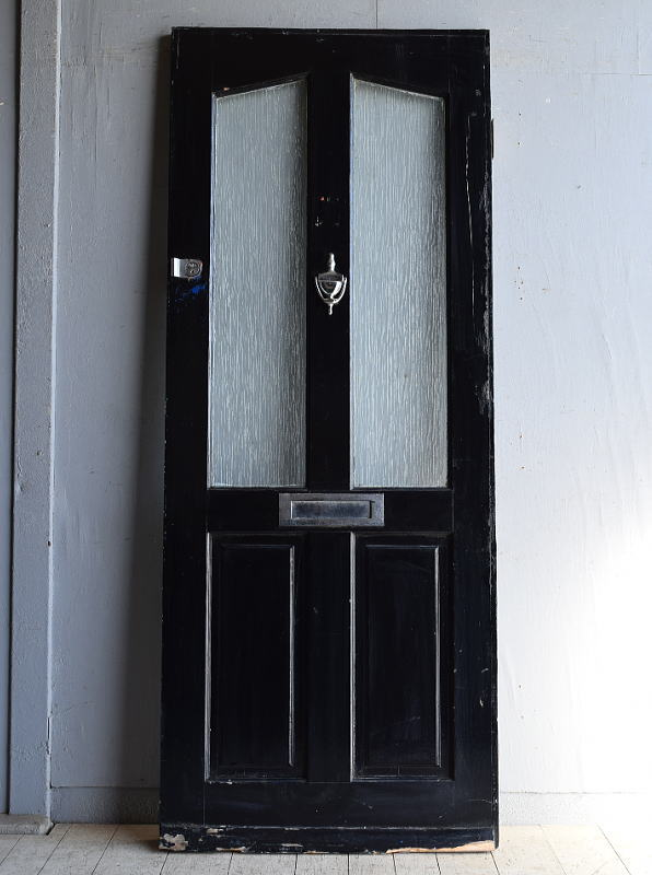 イギリス アンティーク ドア 扉 建具 8393