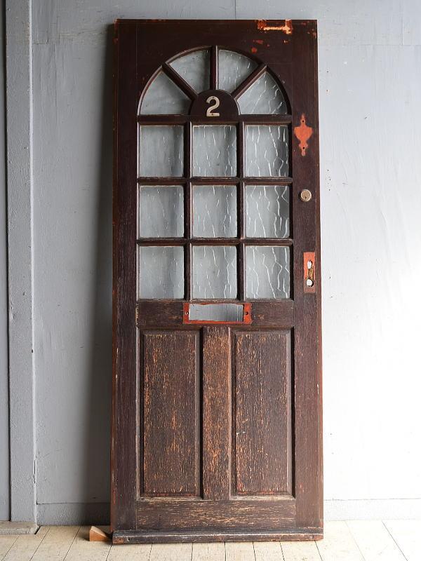 イギリス アンティーク ドア 扉 建具 8408