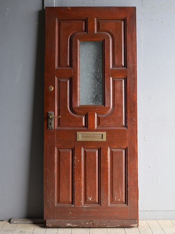 イギリス アンティーク ドア 扉 建具 8413