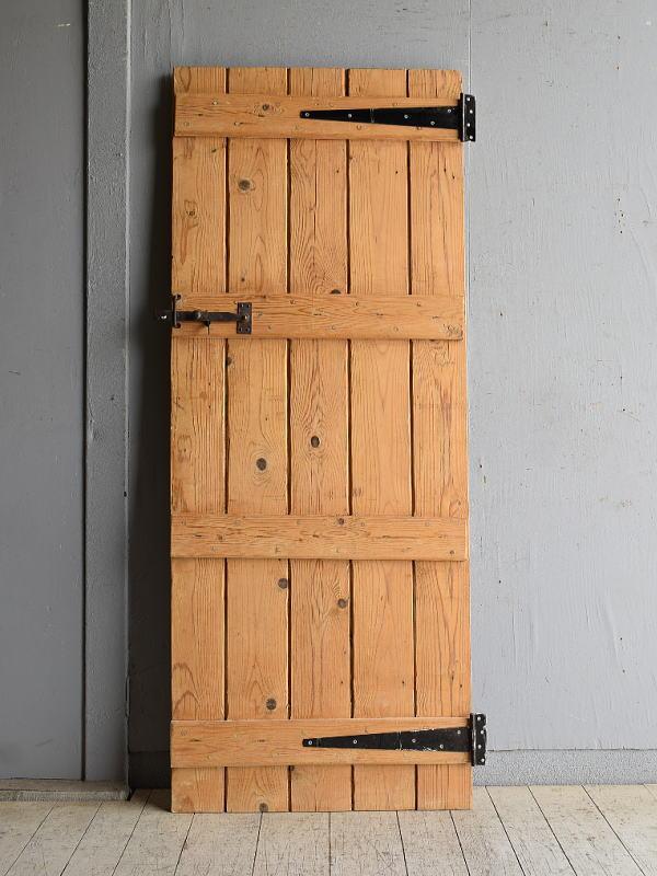 イギリス アンティーク ドア 扉 建具 8418