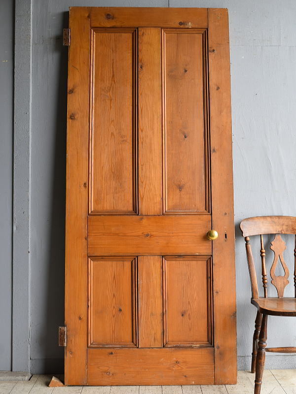 イギリス アンティーク ドア 扉 建具 8607