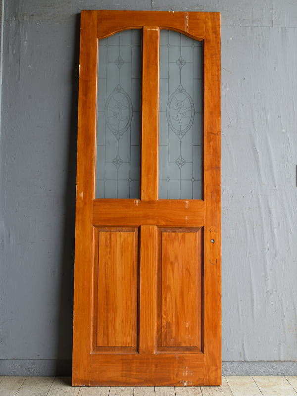 イギリス アンティーク ドア 扉 建具 8657