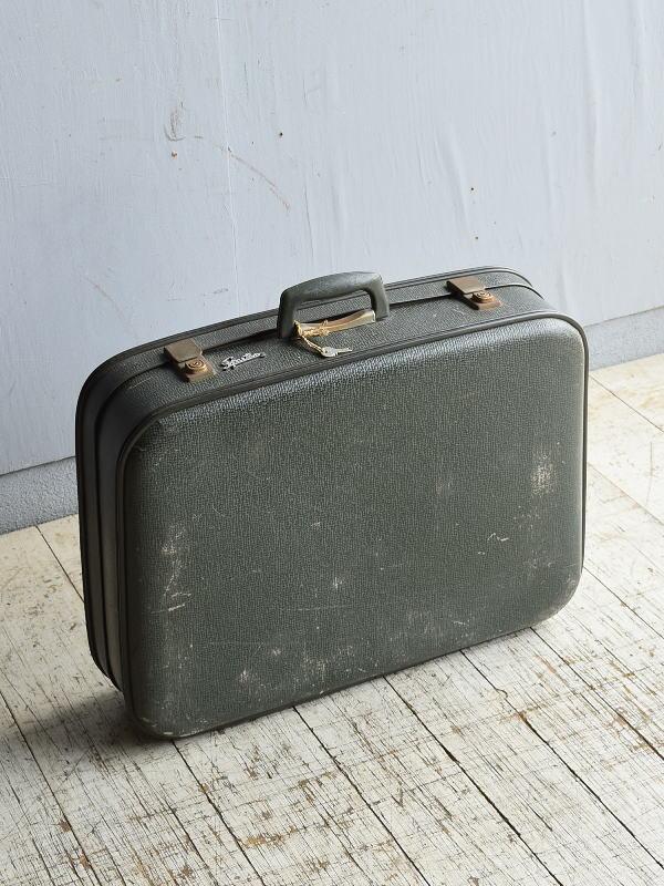 イギリス アンティーク スーツケース トランク ディスプレイ 旅行鞄 8668