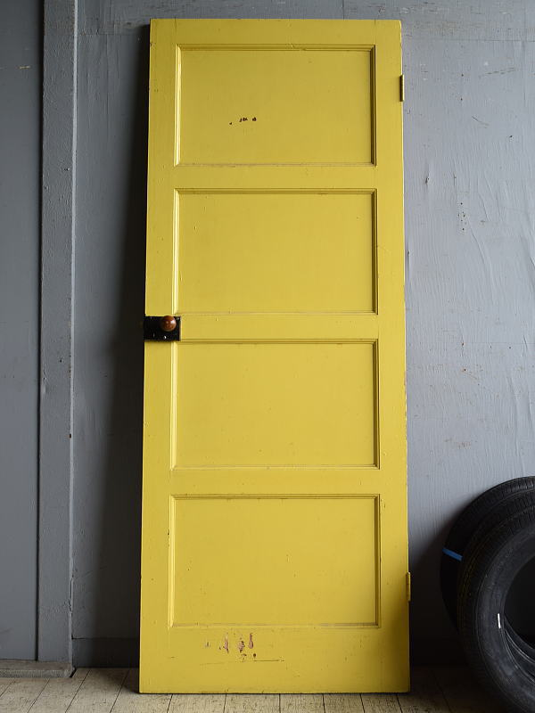 イギリス アンティーク ドア 扉 建具 8672