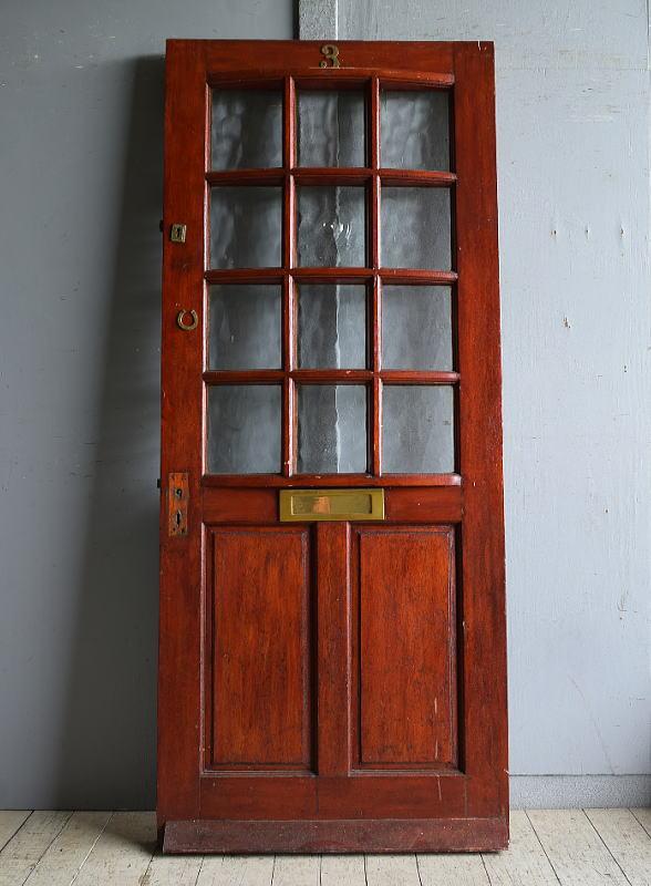 イギリス アンティーク ドア 扉 建具 8674