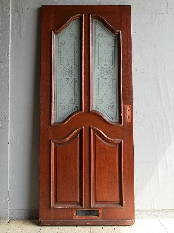 イギリス アンティーク ドア 扉 建具 8683
