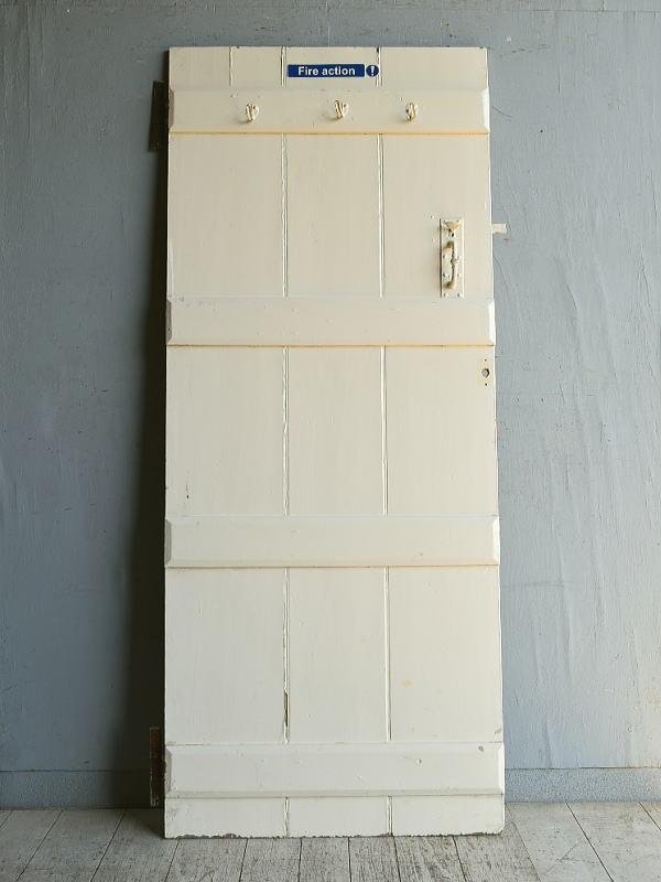 イギリス アンティーク ドア 扉 建具 8897