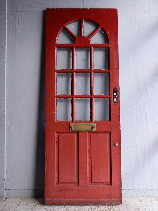 イギリス アンティーク ドア 扉 建具 9153