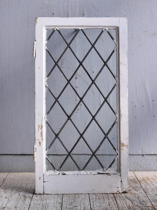 イギリス アンティーク 窓 無色透明 9374