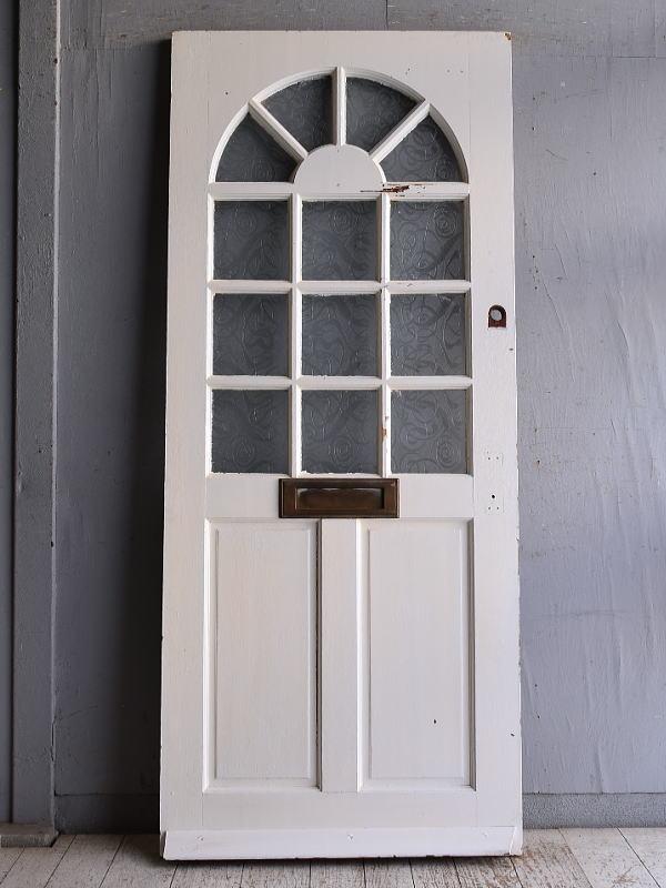 イギリス アンティーク ドア 扉 建具 9383