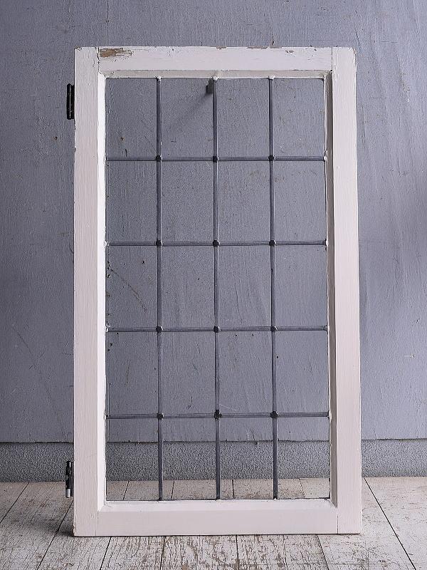 イギリス アンティーク 窓 無色透明 9389