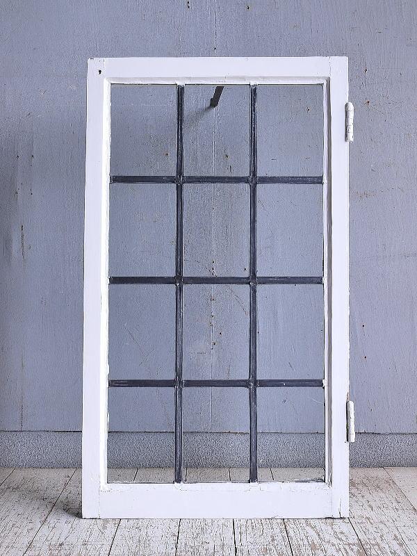 イギリス アンティーク 窓 無色透明 9396