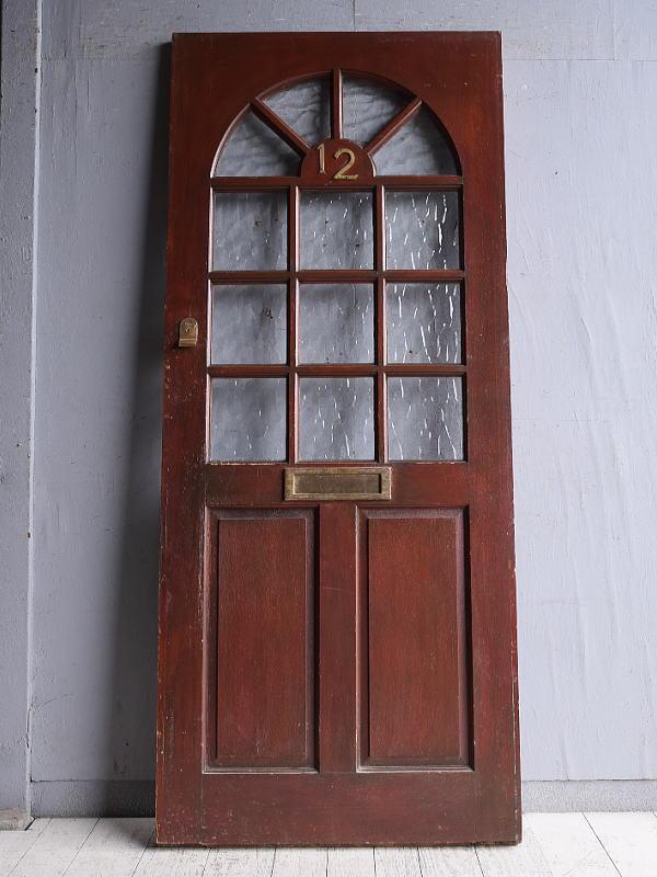イギリス アンティーク ドア 扉 建具 9636
