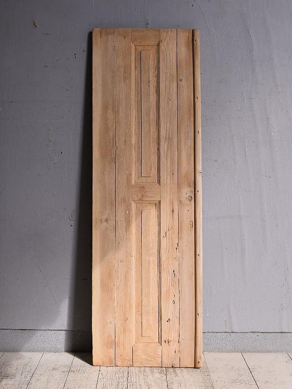 イギリス アンティーク カップボードドア パイン 扉 9712