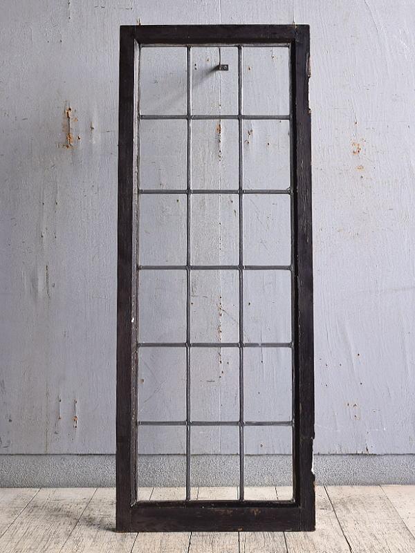 イギリス アンティーク 窓 無色透明 9770
