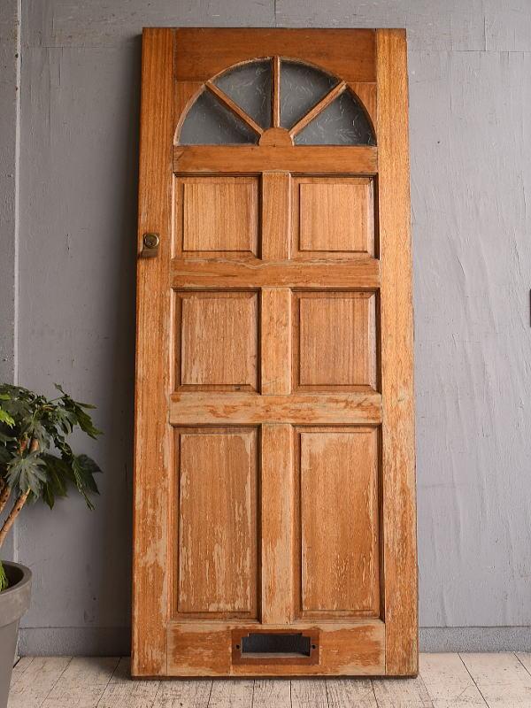 イギリス アンティーク ドア 扉 建具 9871